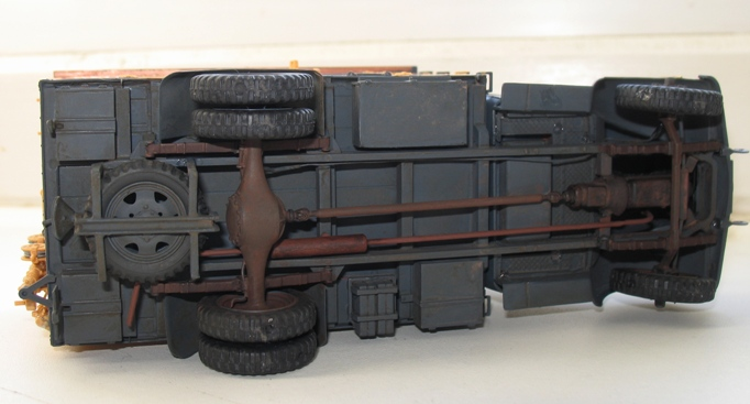 opel radio Italeri 1/35:opel blitz+grappe rabio du kit blitz tankwagen 1210290408266670110492785