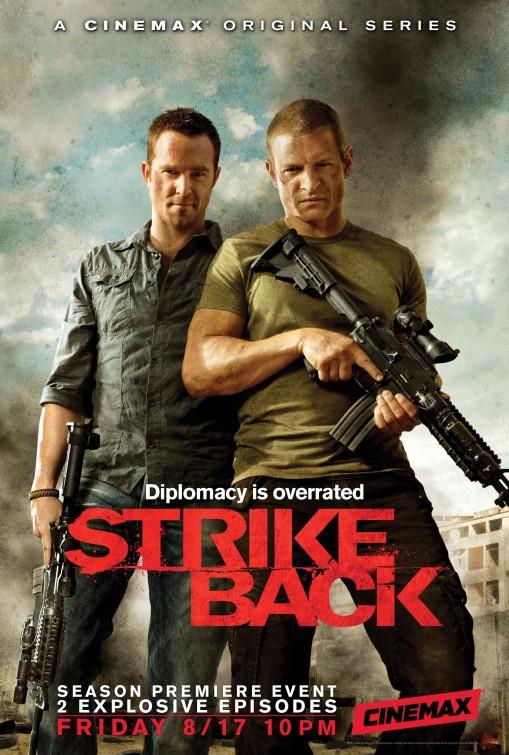 Strike Back - Saison 03 [Complete]