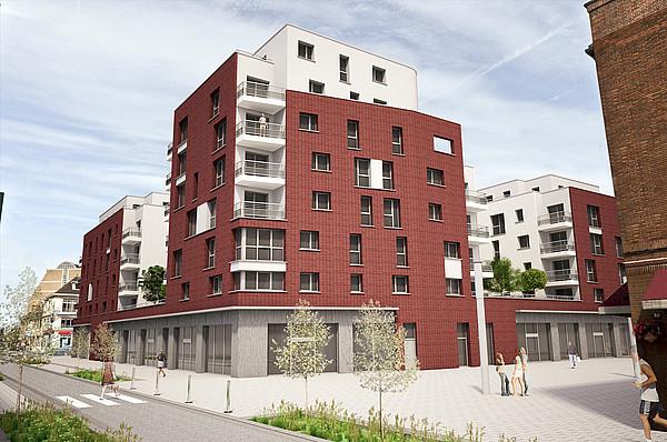 De Salengroplaats, de volgende architecturale vlek van Duinkerke? - Den draed 12102910504914196110494671