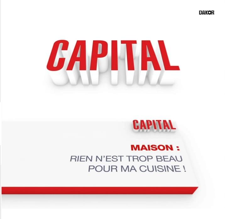 Capital - Maison : rien n'est trop beau pour ma cuisine ! - 28.10.2012 [TVRIP]