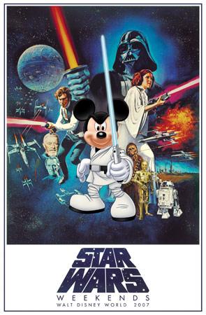 QUAND MICKEY A VAINCU VADOR ! dans Star Wars 12103107304915263610498623