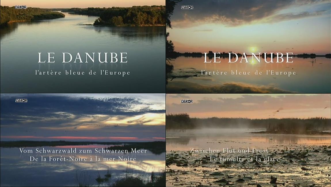 Le Danube, l'artère bleue de l'Europe [2/2] [TVRIP]