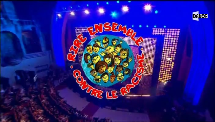Rire ensemble contre le racisme 30.10.2012 [TVRIP]