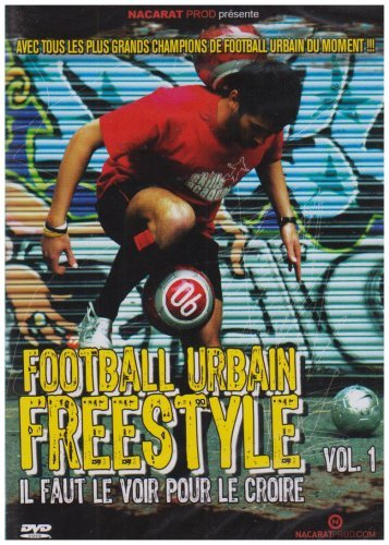 Football Urbain Freestyle - Volume 1-[FRENCH]-[DVDRIP]