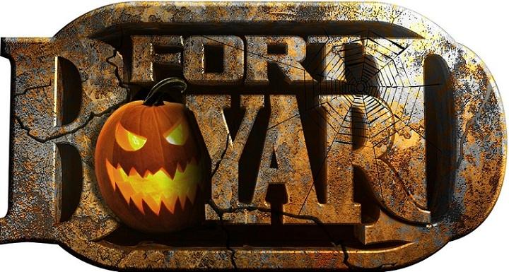 Fort Boyard - Spéciale Halloween - 31.10.2012 [TVRIP]