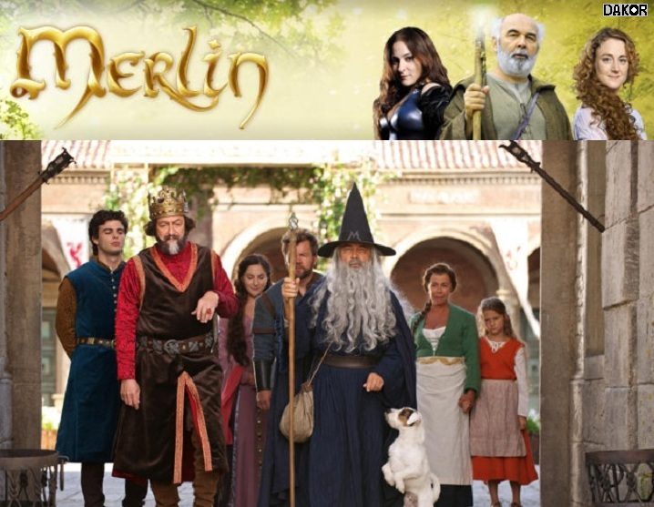 Merlin L'enchanteur désenchanté [02/02][TVRIP][HDTV]