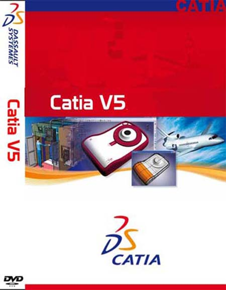 Dassault Systemes CATIA V5R19 [FRENCH]