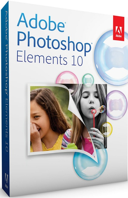 Adobe Photoshop Elements 10 - 32&64 - [PC][FRENCH]