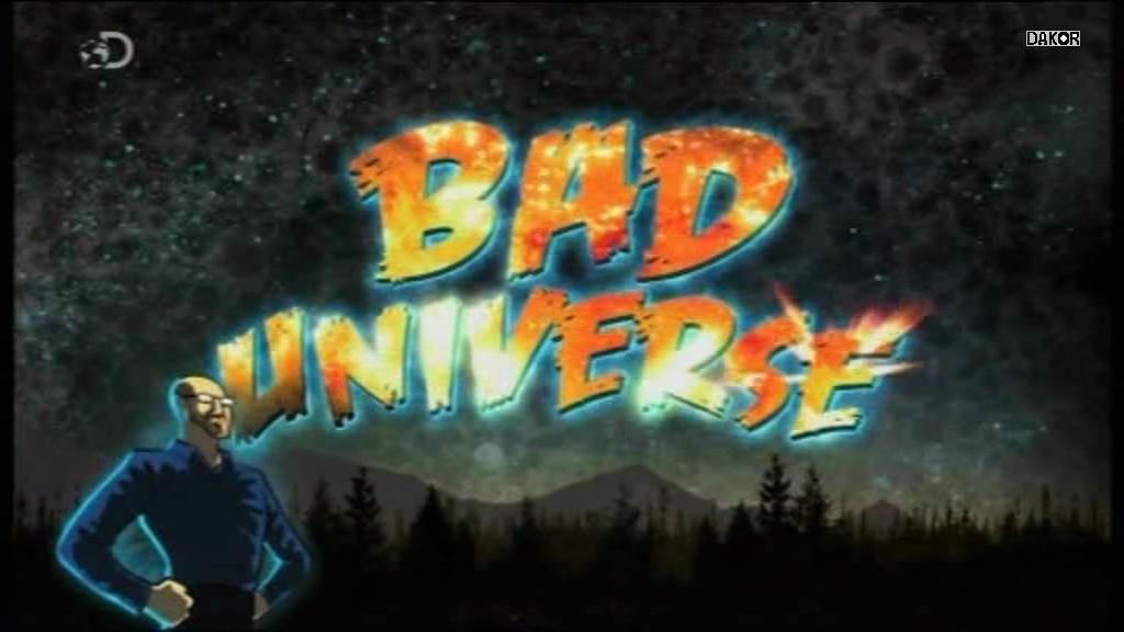 Bad Universe [03/03] [TVRIP]