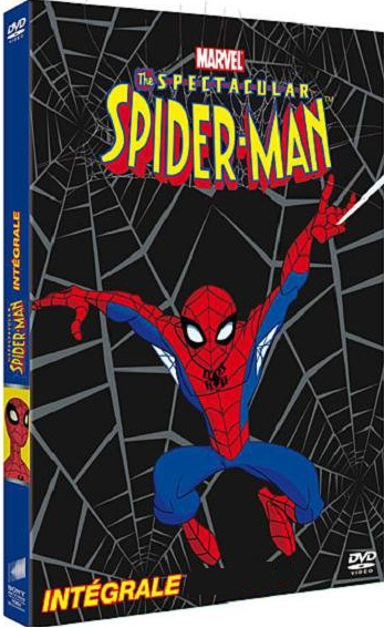 The Spectacular Spider-Man - Saison 1 et 2 [26/26][FRENCH][TVRIP]