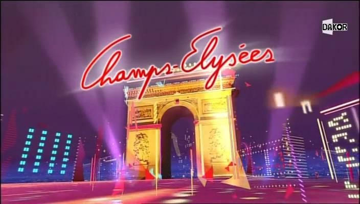 Champs Elysées - 03/11/2012 [TVRIP]