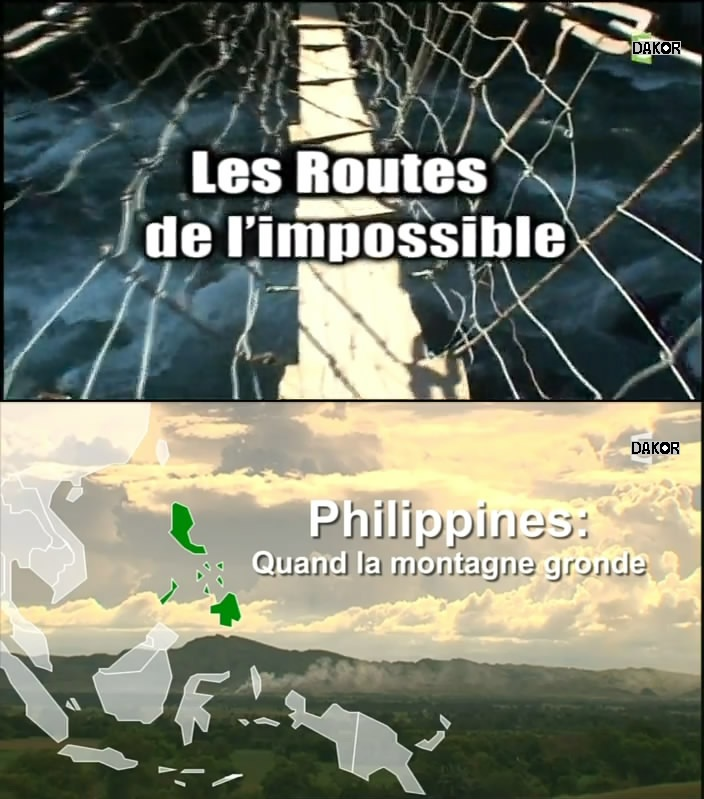 Les routes de l'impossible - Philippines