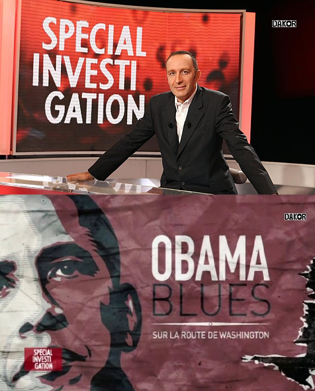 Spécial investigation - Obama Blues : sur la route de Washington - 05/11/2012 [FRENCH][PDTV]