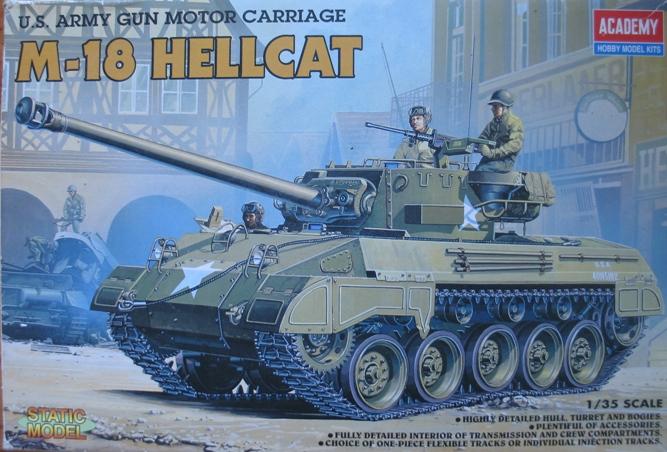 M-18 Hellcat  Académy 1/35 1211070203266670110522672