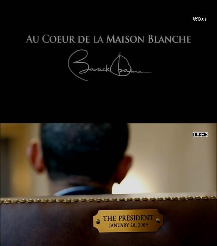 Au coeur de la Maison Blanche, Barack Obama [2/2] - 06.11.2012 [TVRIP]