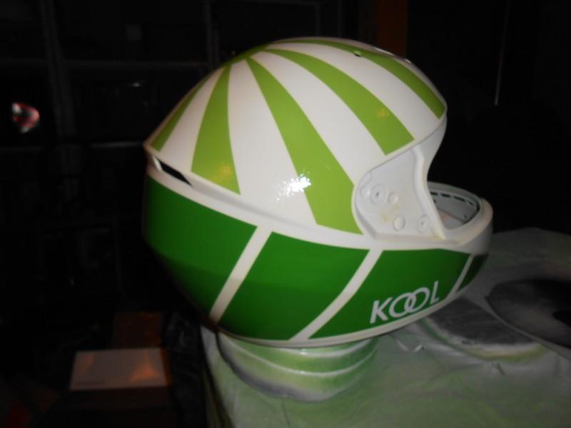 Mon casque pour la saison 2013 12110803312511012210526172