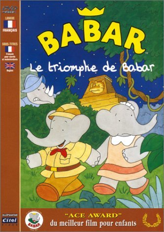 Le Triomphe de Babar [FRENCH][DVDRiP]