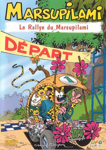 Marsupilami : Le Rallye du Marsupilami [FRENCH][DVDRiP]