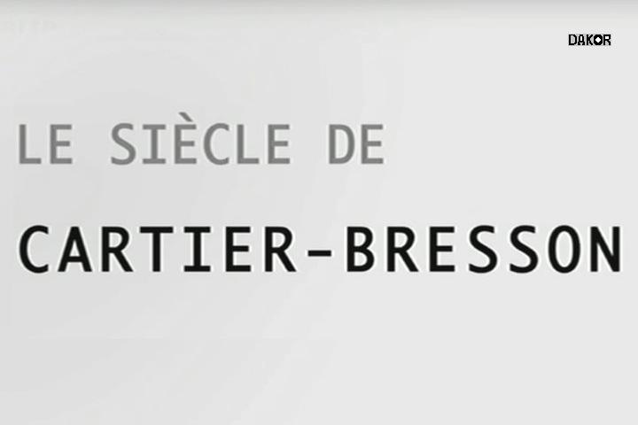 Le siècle de Cartier-Bresson [TVRIP]