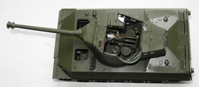M-18 Hellcat  Académy 1/35 1211100321496670110534801