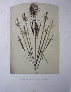 Richebourg 35 - Richebourg Armes et Armures Tsarskoé Sélo 1859 pl 11
