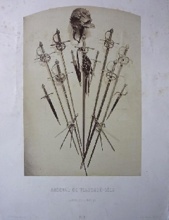 Richebourg Armes et Armures<br /> Tsarskoé Sélo 1859 pl 11.JPG