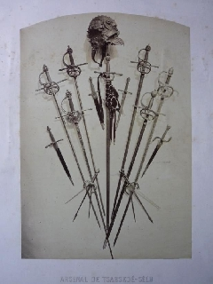 Richebourg Armes et Armures<br /> Tsarskoé Sélo 1859 pl 11<br /> (1).JPG