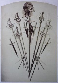 Richebourg 35 - Richebourg Armes et Armures Tsarskoé Sélo 1859 pl 11 (4)