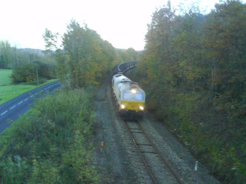 ECR Class 66.5 Quatre Routes du Lot