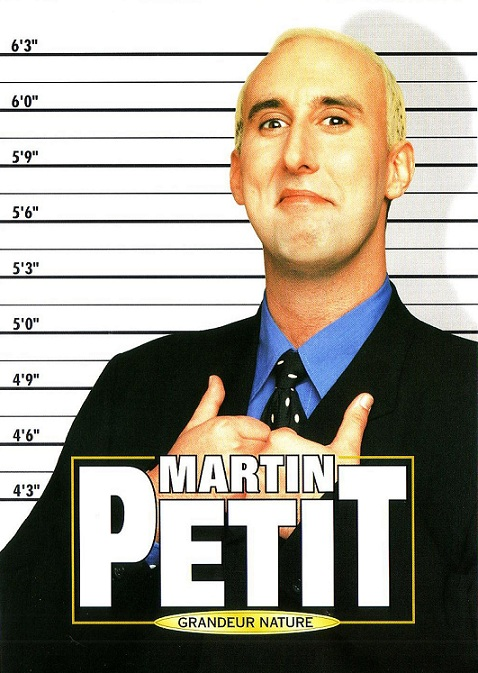 Martin Petit - Grandeur nature [DVDRIP]