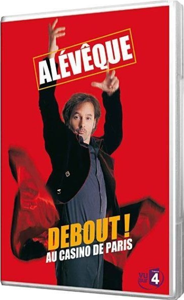 Christophe Alvèque - Debout [DVDRIP]
