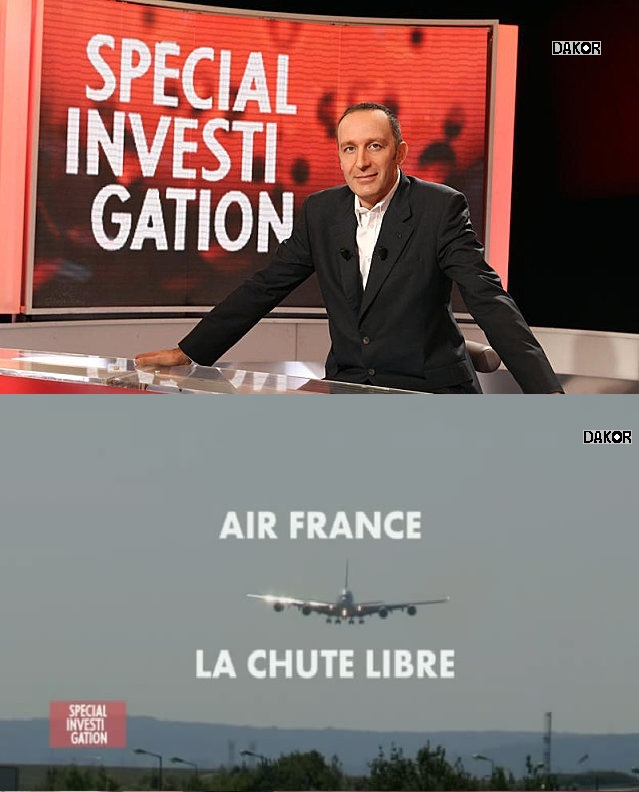 Spécial investigation - Air France, la chute libre - 12/11/2012 [FRENCH][PDTV]