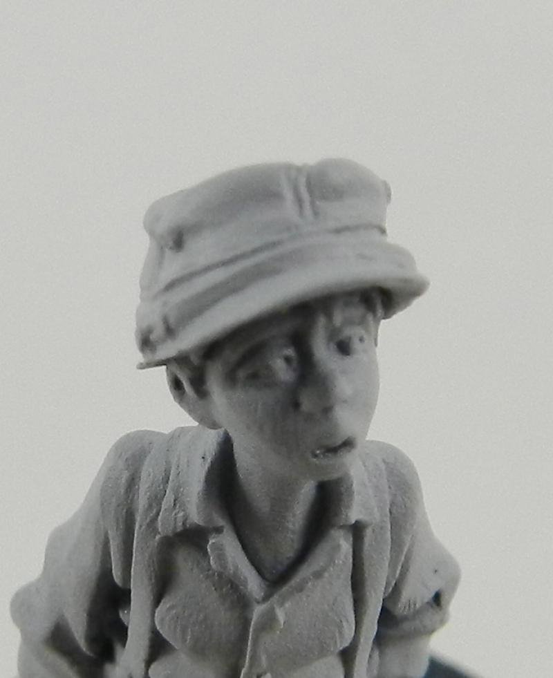 Petit garçon avec képi 1914 ( piou piou) FINI LE 29/11/2012 12111412081115063810550901