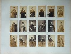 Pierre Ambroise Richebourg<br /> planche de cdv 01 (0).JPG