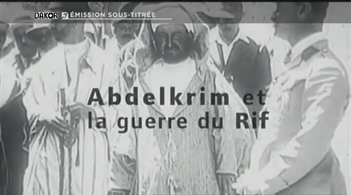 Abdelkrim et la guerre du Rif [TVRIP]