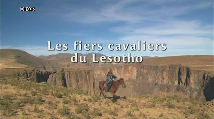 Les fiers cavaliers du Lesotho [TVRIP]