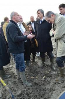 Driehoek Calais Sint-Omaars Duinkerke onder water? 12111605151614196110559226