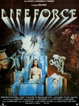 SEQUENCE B.O. : LIFEFORCE dans B.O. 12111609283615263610558028
