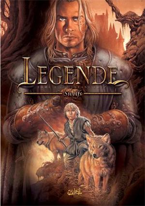 Legende - tome 1 a tome 5
