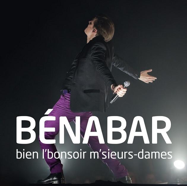 Bénabar - Bien l'bonsoir m'sieur-dames - Concert [DVDRIP]
