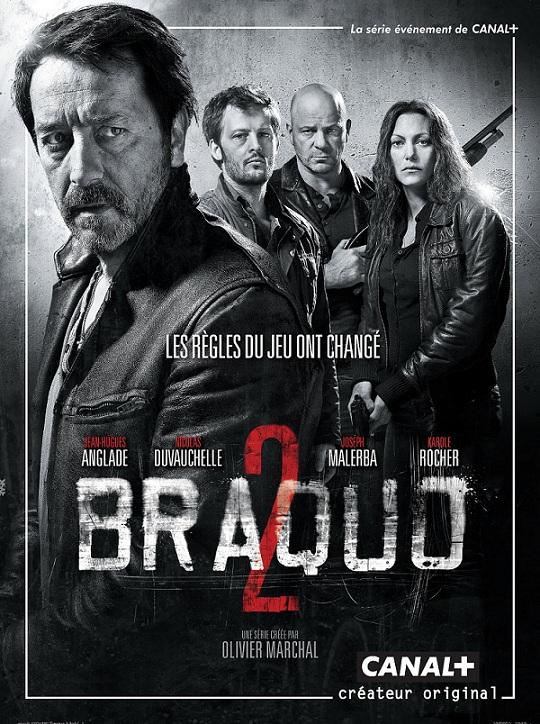 Braquo - Saison 02 - [8/8] [TVRIP][HDTV]
