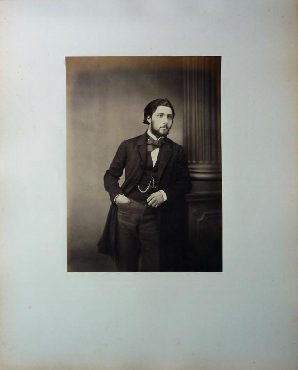 Richebourg 48 - Pierre Ambroise Richebourg Portrait d'un jeune homme