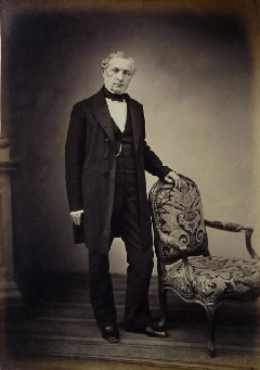Pierre Ambroise Richebourg<br /> Portrait d