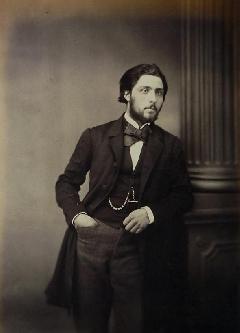 Pierre Ambroise Richebourg<br /> Portrait d