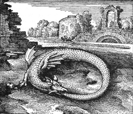 Dragons et Ouroboros 1211180936463850010564548
