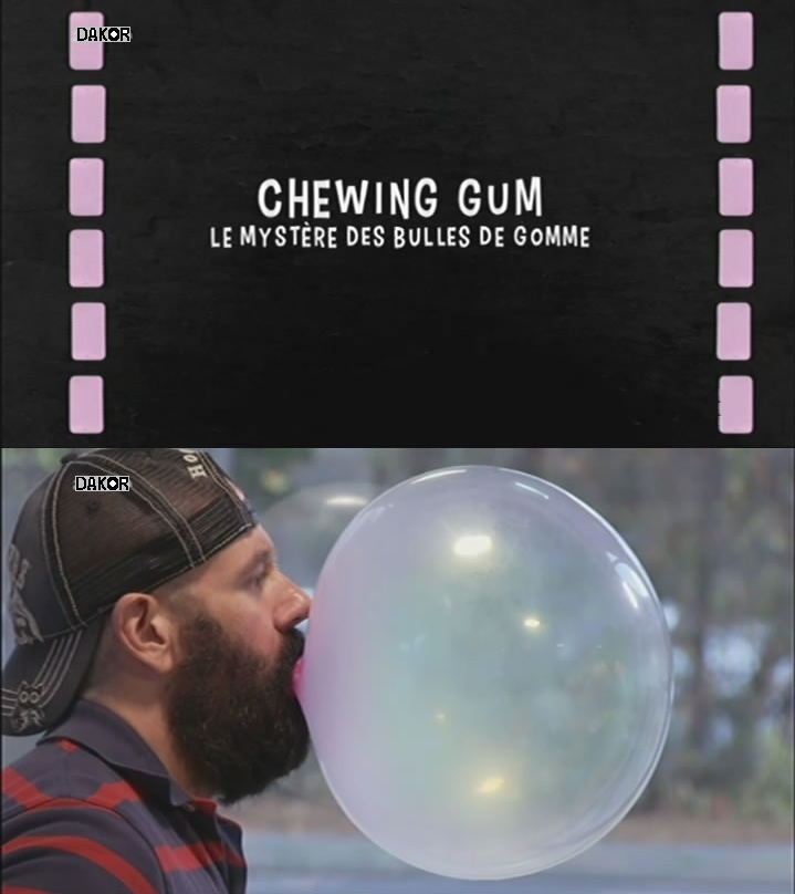 Chewing-gum - Le mystère des bulles de gomme [TVRIP]