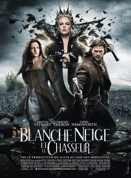 BLANCHE-NEIGE ET LE CHASSEUR dans Cinéma 12111909053315263610570589