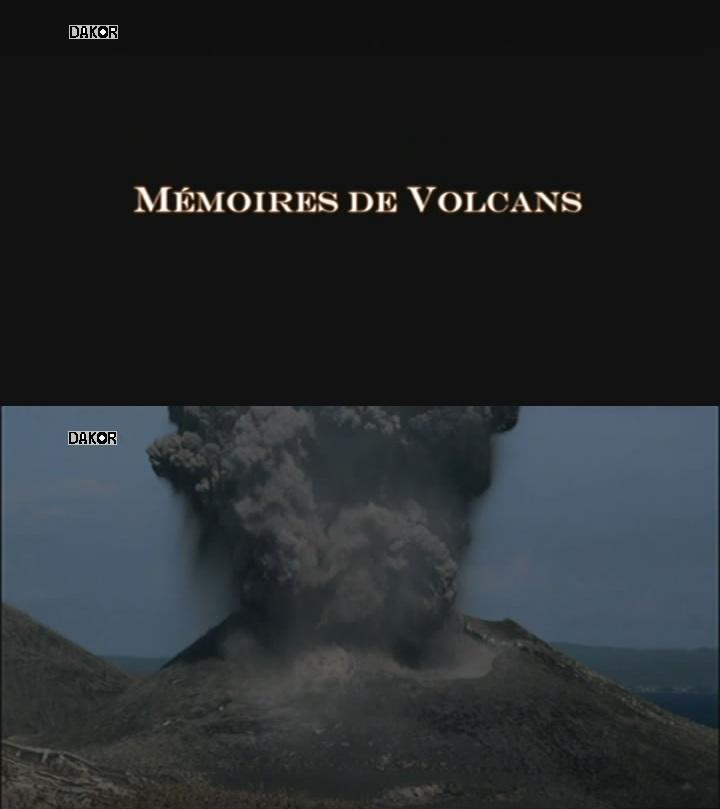 Mémoires de volcans [TVRIP]