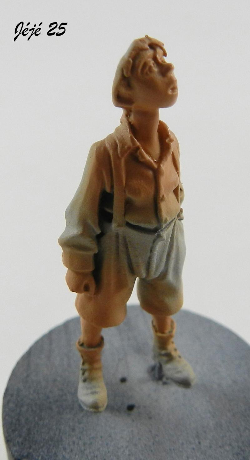 Petit garçon avec képi 1914 ( piou piou) FINI LE 29/11/2012 12112006170515063810576335