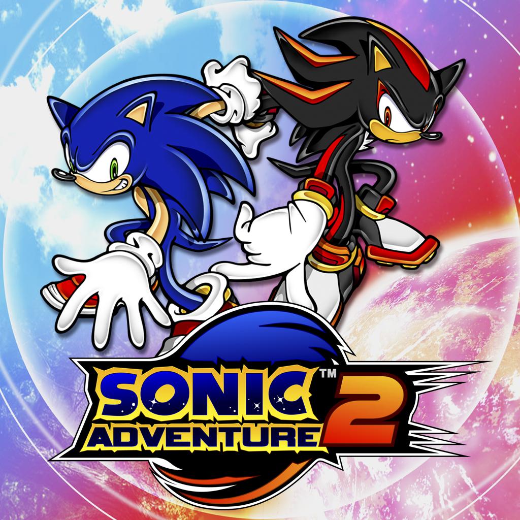 Sonic Adventure 2 Poster